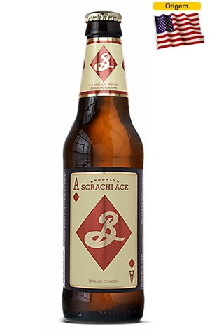 Cerveja Brooklyn Sorachi Ace 355 ml  - foto principal 1