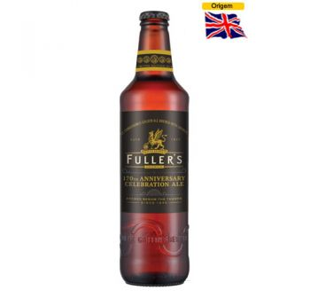 Cerveja Fullers 170th Anniversary Celebration Ale 500 ml
