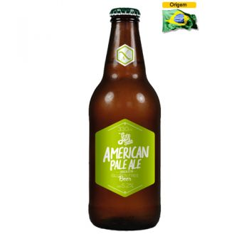 Cerveja Lake Side Beer APA 330 ml
