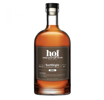 Aguardente Hof Sortilégio 750 ml