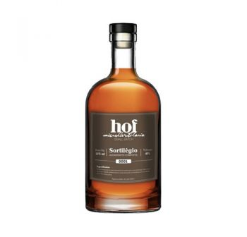 Aguardente Hof Sortilégio 375 ml