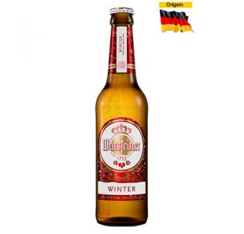 Cerveja Warsteiner Winter Special Edition 330 ml