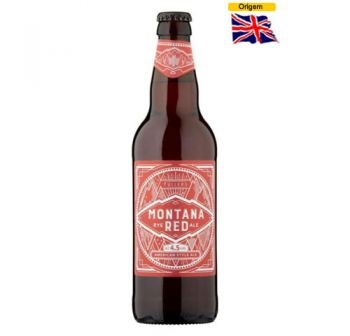 Cerveja Fullers Montana Red Rye Ale 500 ml