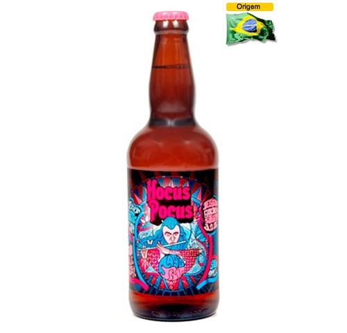 Cerveja Hocus Pocus Magic Trap 500 ml
