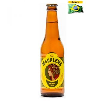 Cerveja Madalena Shandy Lemon 355 ML