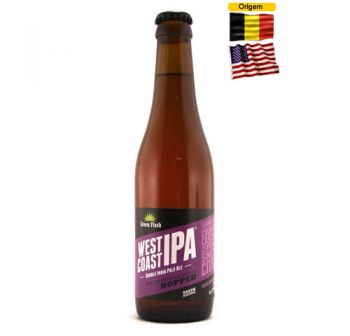 Cerveja Green Flash West Coast IPA 330 ml