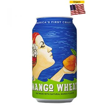 Cerveja Anchor Mango Wheat 355 ml - Lata