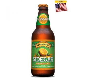 Cerveja Sierra Nevada Sidecar Orange Pale Ale 355 ml