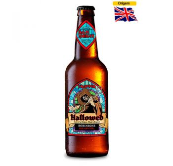 Cerveja Iron Maiden Trooper Hallowed 330 ml