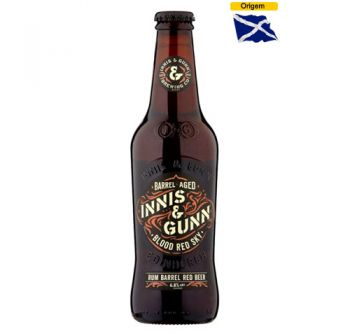 Cerveja Innis & Gunn Blood Red Sky 330 ml