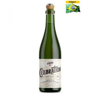 Cerveja Lohn Bier Celebration 2017 375 ml