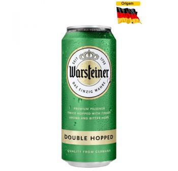 Cerveja Warsteiner Double Hopped 500 ml