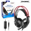 Headset Gamer Fone De Ouvido Microfone Xbox One Ps3 Ps4 Pc