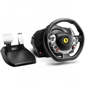Volante TX 458 Italia com Force Feedback para XBOX ONE, PC.