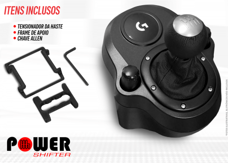 Power Shifter Extreme  - foto principal 1