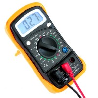 Multimetro Digital com Sensor de Temperatura EDA 9KD