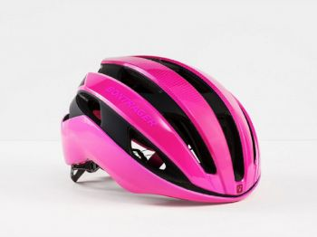 Capacete Bontrager Circuit MIPS na cor Rosa Vipe