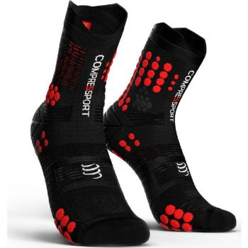 Meia Compressport Pro Racing Socks V3.0 Trail
