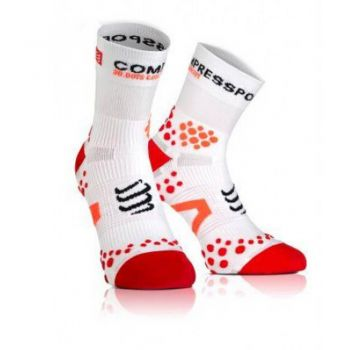 Meia Compressport Pro Racing Socks V2.1 Run HI
