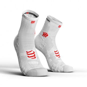 Meia Compressport Pro Racing Socks V3.0 Run HI