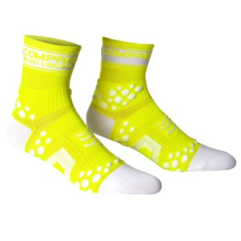 Meia Compressport Pro Racing Socks V2.0 Bike  - foto 1