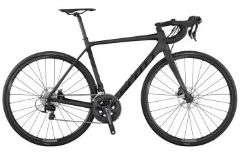 Bicicleta Scott Addict 30 Disc Carbon (bike de teste)