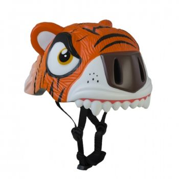 Capacete Crazy Safety Tigre