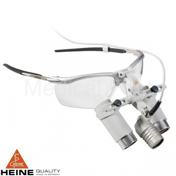 Lupa Binocular LED Loupe Light HRP - Heine