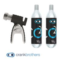 Bomba Gatilho de Co2 CRANK BROTHERS Sterling
