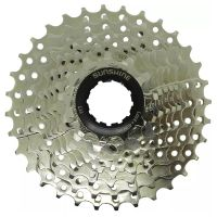 Cassete Bike SUNSHINE Index Hr10 9v 11/32 Prata