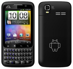 Smartphone Android F6, Android 2.3, GPS, Tv Analógica, Dual Chip + SUPER COMBO DE BRINDES  - foto 2