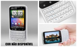Smartphone Android F6, Android 2.3, GPS, Tv Analógica, Dual Chip + SUPER COMBO DE BRINDES  - foto 4