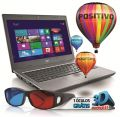 Notebook Positivo SIM 5750m, LCD 14'', Intel Core I7-2620M, 8GB, 1TB, Windows 8