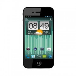 Smartphone H3000, Android 4.0.3, 3G, Processador 2GHz, 02 chips, Tela Multitouch Capacitiva 3.5  - foto 2