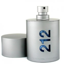 Perfume Masculino 212 Men 100ml - Carolina Herrera  - foto 2