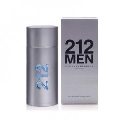 Perfume Masculino 212 Men 100ml - Carolina Herrera  - foto 3