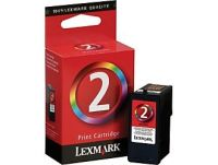 Lexmark 02 (18C0190) Cartucho de Tinta Color - Original
