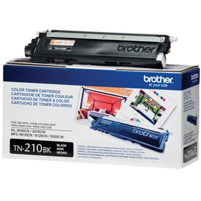TN210BK Toner Brother Preto / Black - Original