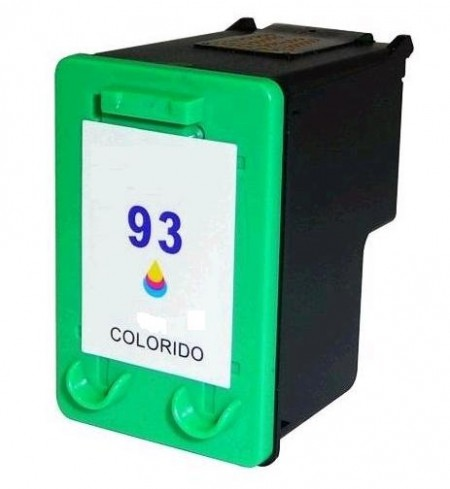 Cartucho HP 93 (C9361WL) Color - Renew