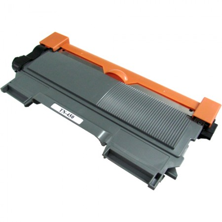 Toner TN410 /  TN420 /  TN450 Brother  Preto - Compativel 100% Novo  - foto principal 1