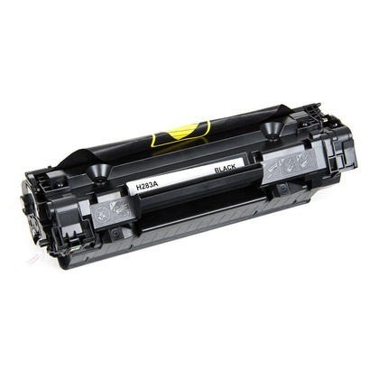 Toner HP CF283A 83A - Compativel 100% Novo