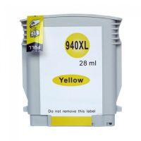 (940XL) CARTUCHO RENEW C4909 YELLOW