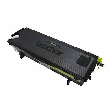 TN460 Toner Brother Preto / Black - Original