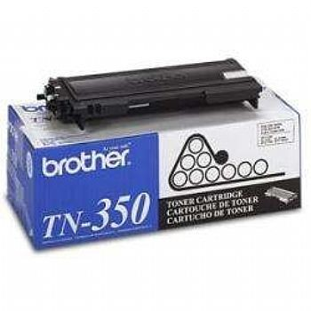 TN350 Toner Brother Preto / Black - Original