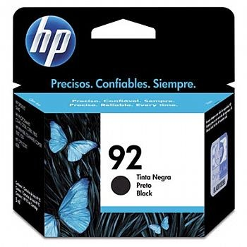 C9362WB Cartucho HP 92 Preto  - Original