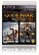 God of War: Collection - PS3 (Usado disponível na 215 Sul)