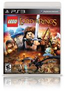 LEGO The Lord of the Rings - PS3 (Usado disponível na 215 Sul)