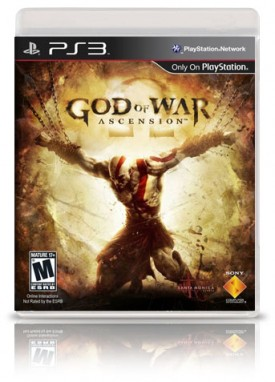 God of War: Ascension - PS3 (Usado disponível na 215 Sul)  - foto principal 1