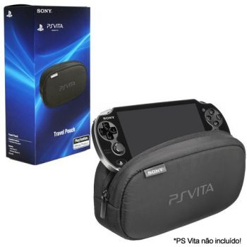 Case Acolchoada (Travel Pouch) - PS Vita