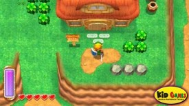 The Legend of Zelda: A Link Between Worlds - 3DS  - foto principal 1
